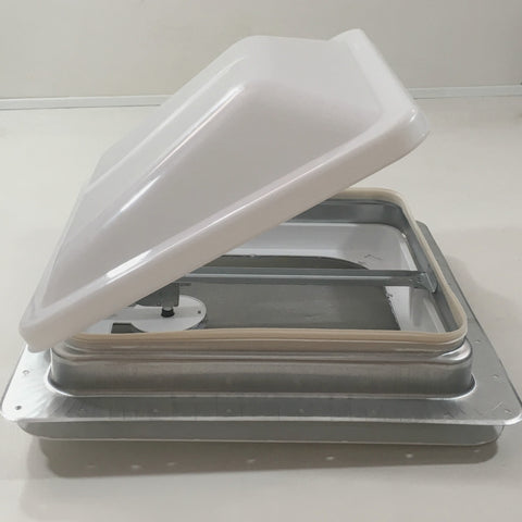 Trailer Roof Vent by Ventline - Covered Wagon Trailers