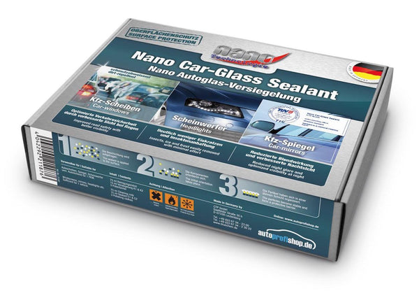 Nano Glass Sealant Kit