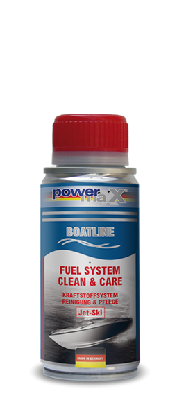 Jet-Ski Fuel System Clean & Care