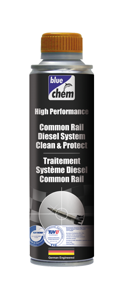 Common-Rail Diesel System Clean & Protect