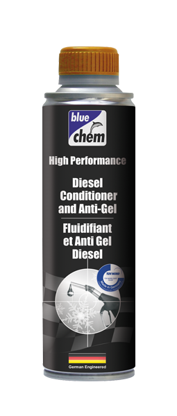 Diesel Conditioner and Anti-Gel