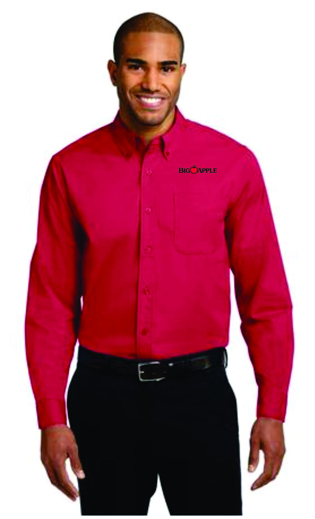 S608 Long Sleeve Easy Care Shirt Port Authority