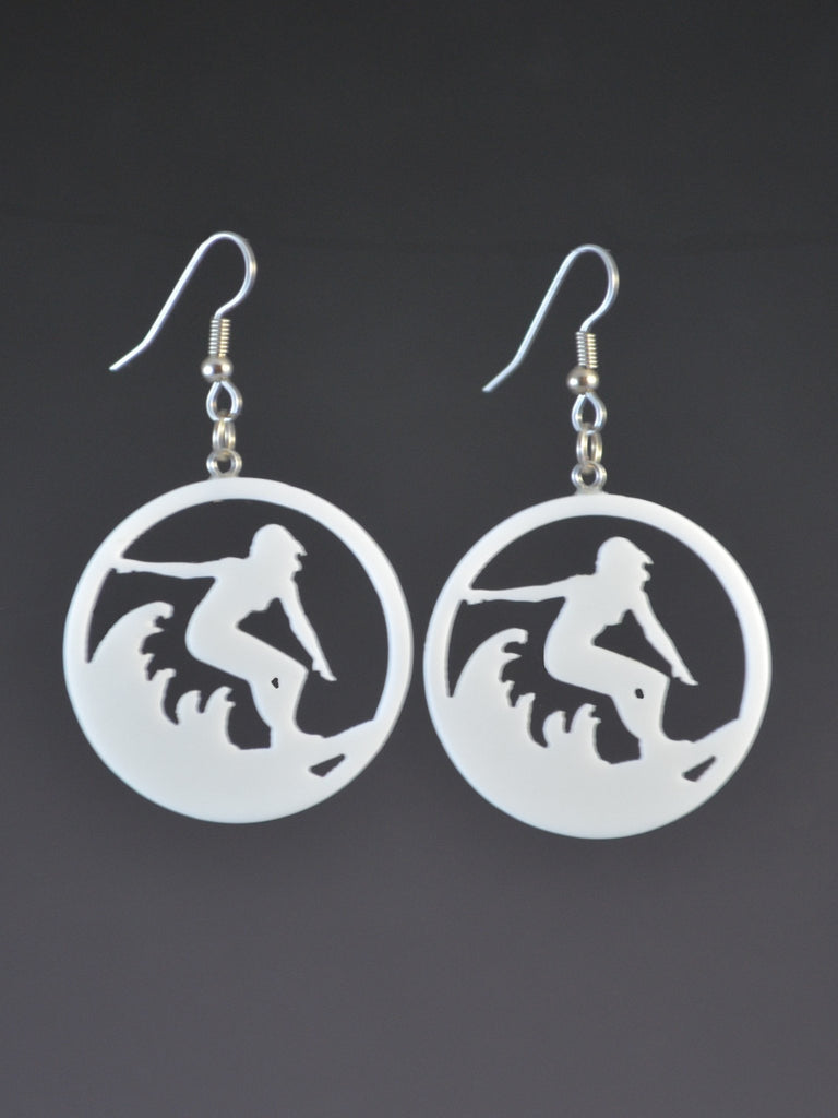 Sports Surfing Earrings