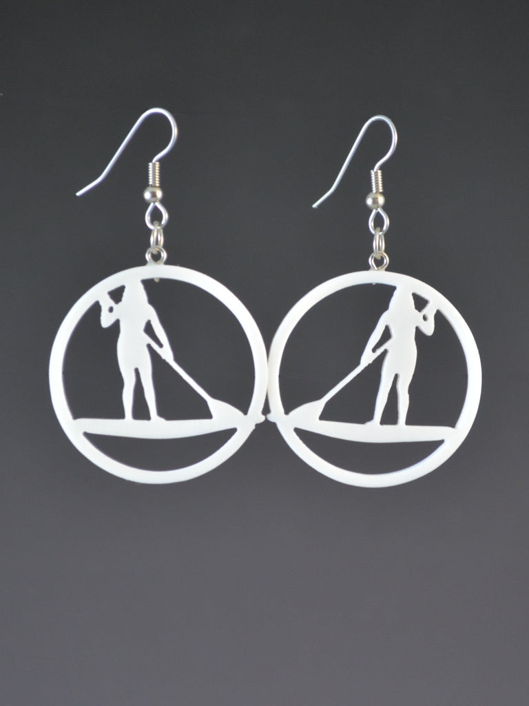 Sports SUP Earrings