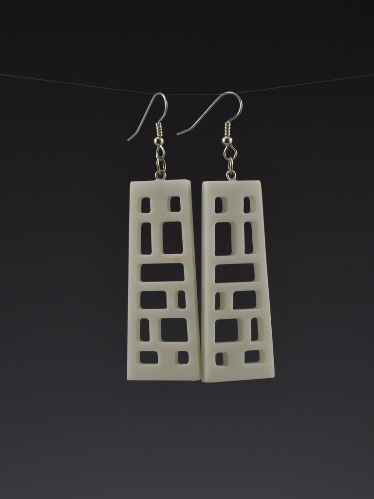 Wright 1 Corian Earrings