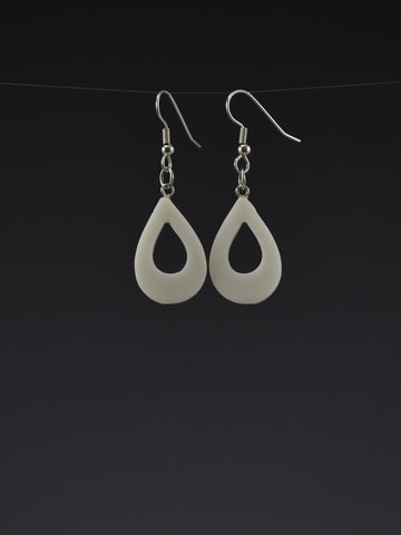 Teardrop Small Corian Earrings