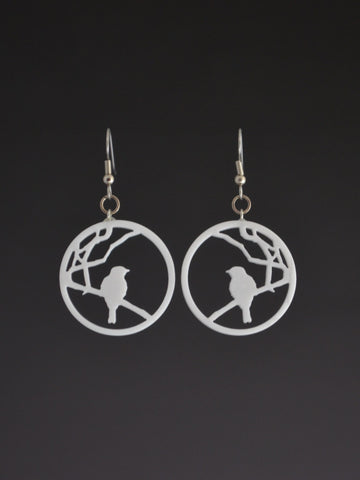 Birdie Corian Earrings