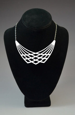 Chevron Necklace 2