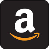 Amazon.com Department Store Logo the letter a on black rectangular background