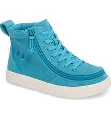 BILLY Classic Turquoise Canvas Hightops
