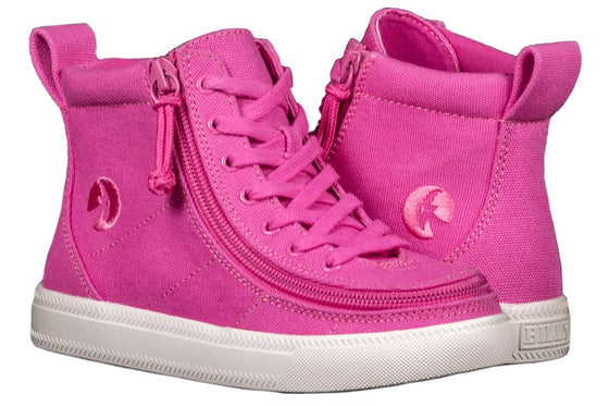 Kid's Pink Raspberry BILLY Classic Lace Highs