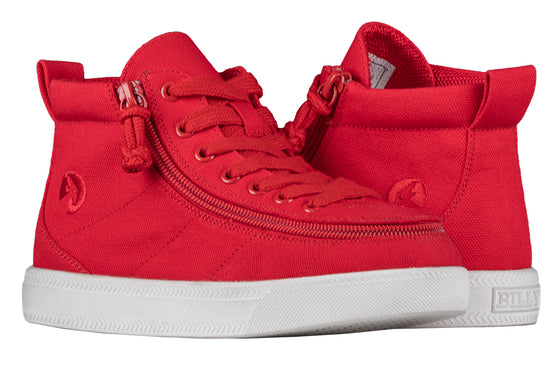 Kid's Red BILLY Classic WDR High Tops