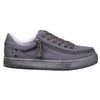 Men's Black to the Floor BILLY Classic Lace Low, zipper, shoes, velcro, adaptive, accessible, afo, universal, kids, comfortable, BILLY Footwear