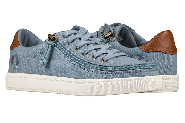 Women's Storm Blue (Brown Mustache) BILLY Classic Lace Lows