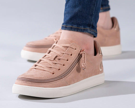 Women's Blush BILLY Classic Lace Lows