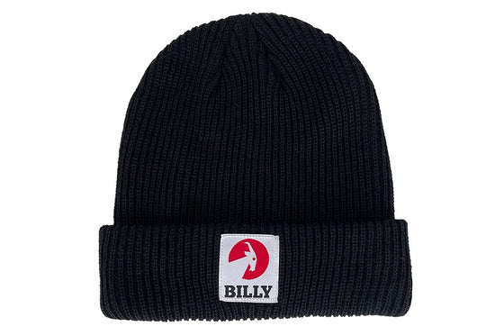 Kid's Black BILLY Beanie