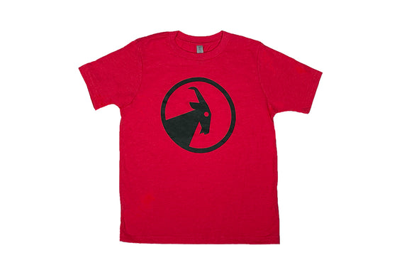 Kid's Red BILLY Tee