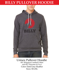 Pullover Hoodie, zipper, shoes, velcro, adaptive, accessible, afo, universal, kids, comfortable, BILLY Footwear