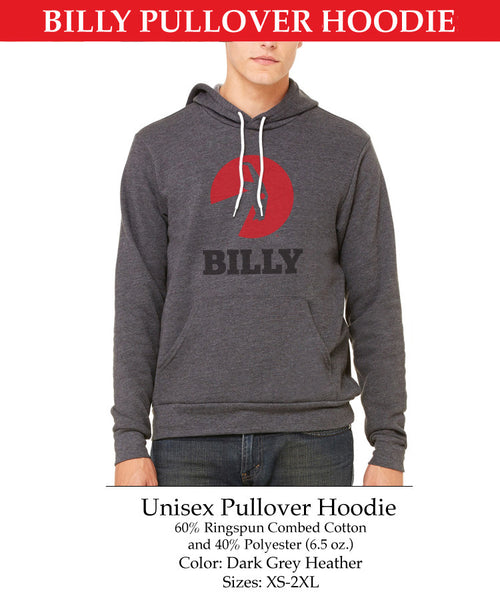 Pullover Hoodie - shoes zippers universal, Apparel - zipper shoes, Now Available! - BILLY Footwear