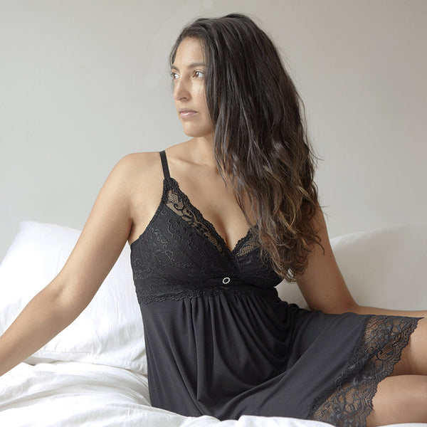 Chemise, Babydoll Nightie, Materity Nightie, Lace Underwear, Plus Size Lingerie