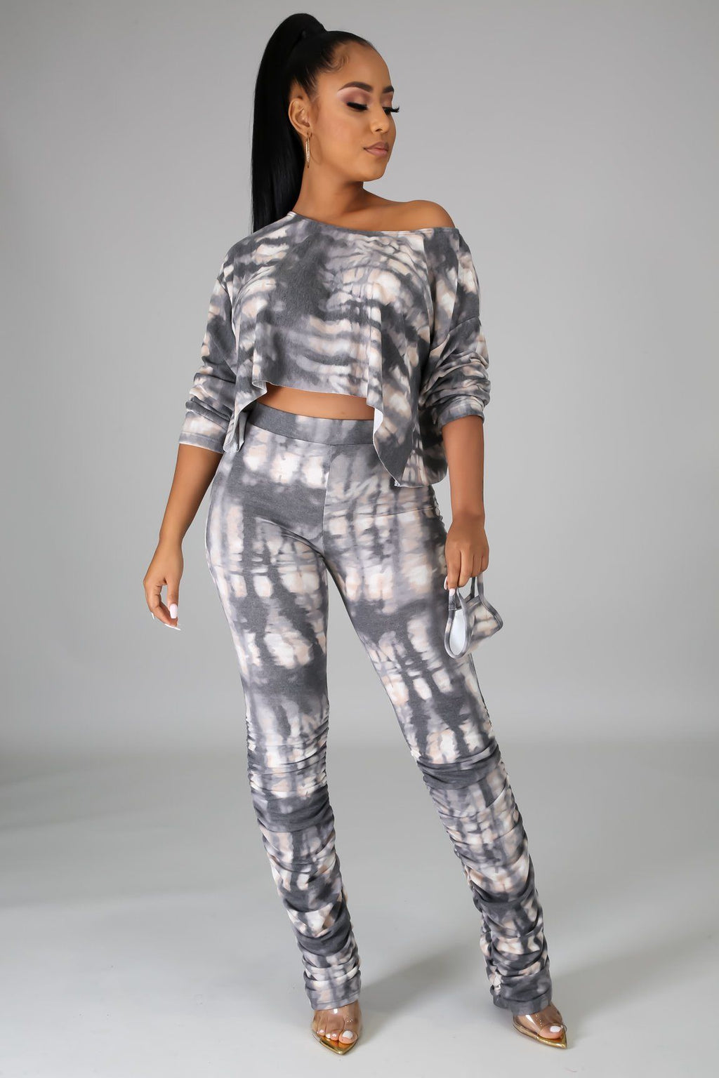 3pc On A New Level Pant Set