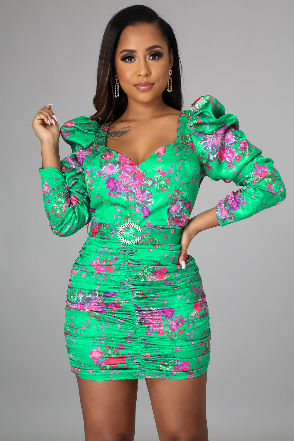 Zariyah Dress