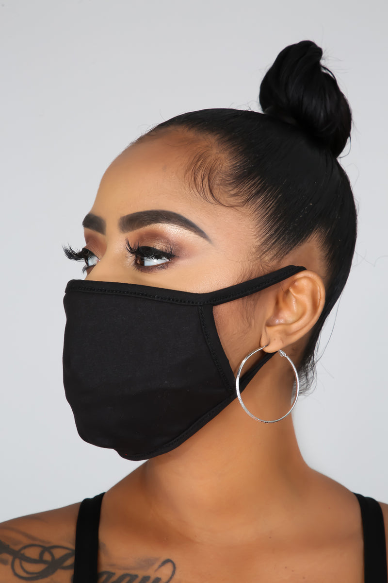 Make It Fashion Face Mask