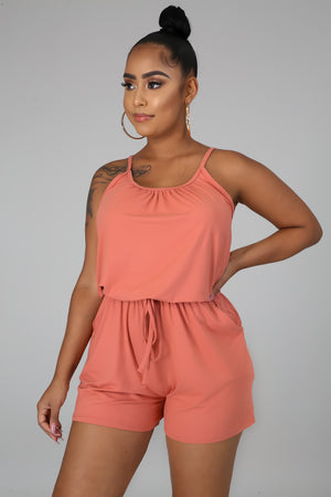 Hot Weekend Romper