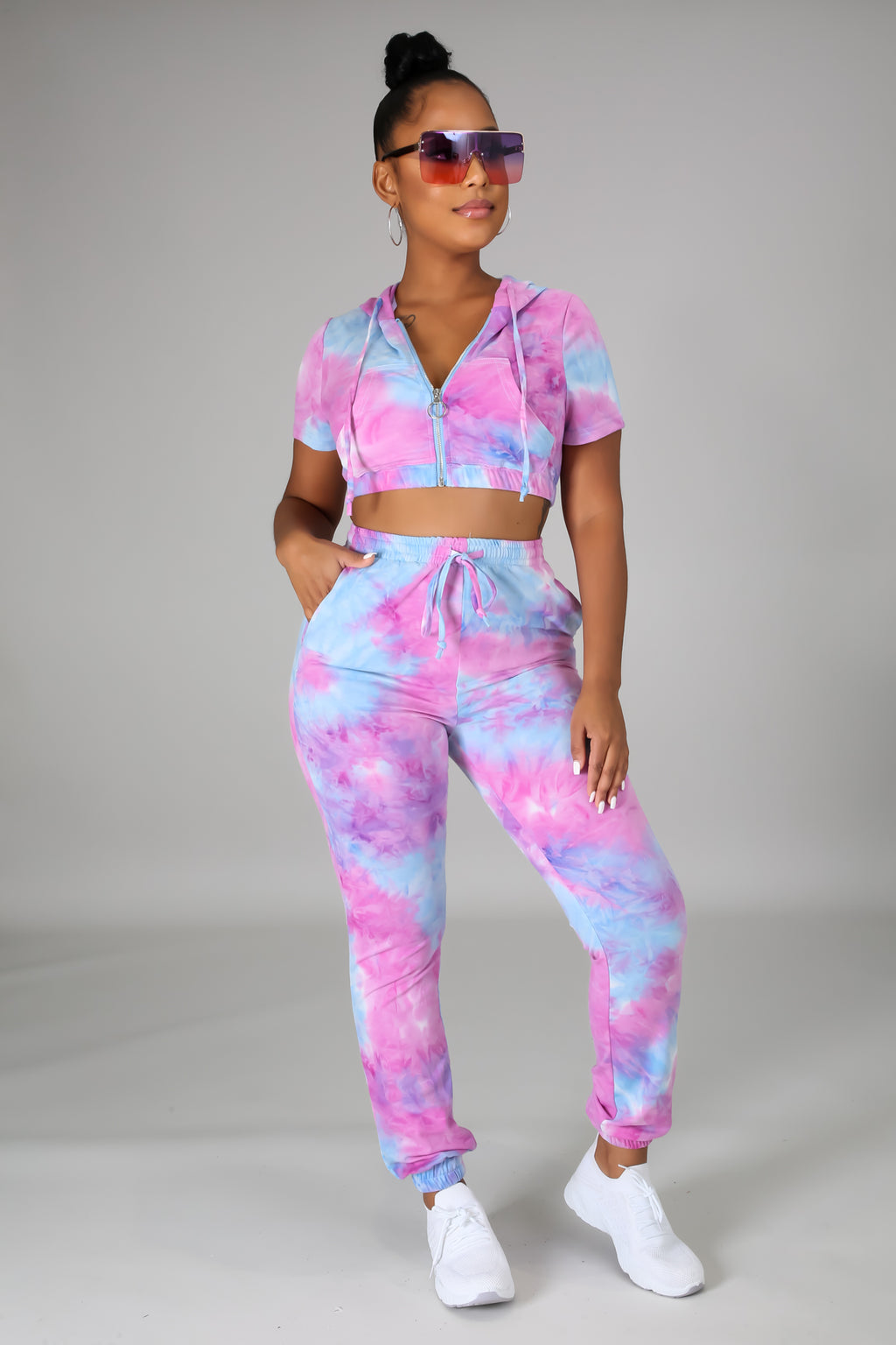 Go Crazy Jogger Set