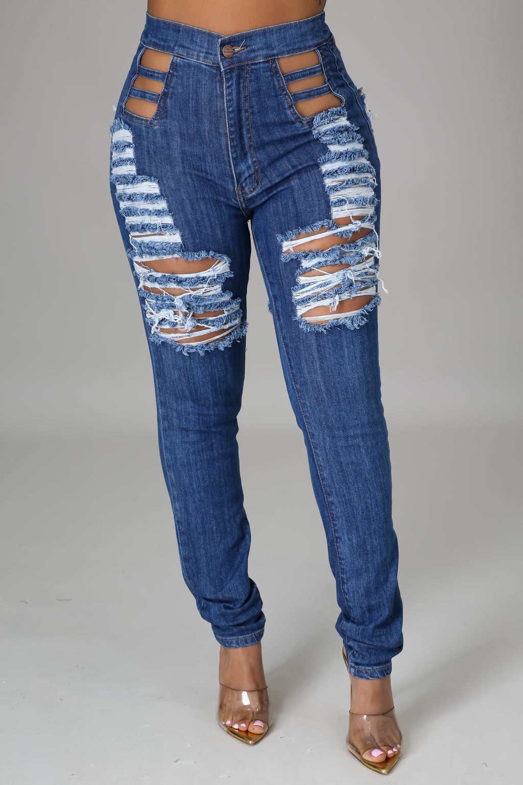 Bold Statement Jeans
