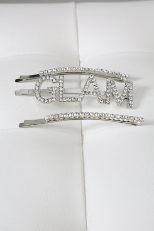 Glam Pin Set