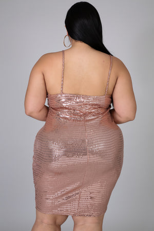 Mirror Ruched Body-Con Dress | GitiOnline