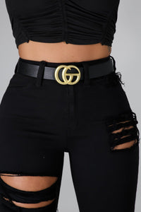 Double Dangle Belt