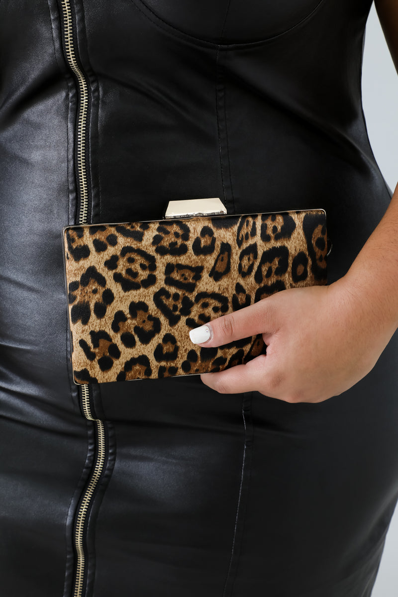 Bronze Clutch Handbag | GitiOnline