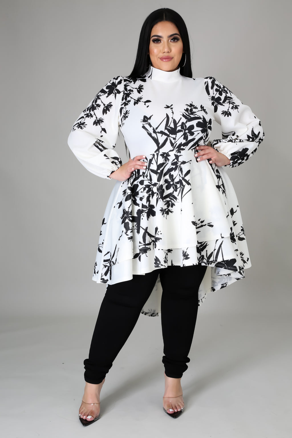 No Competition Tunic Top
