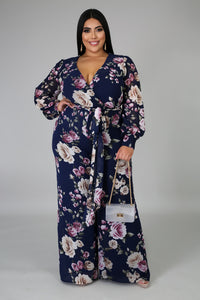 Feel The Floral Dress | GitiOnline