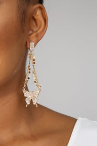 Butterfly Bae Earrings