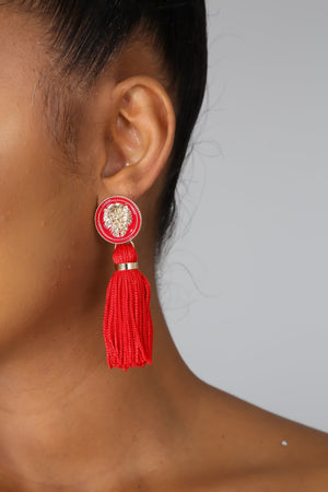 Shaped Like You Earrings