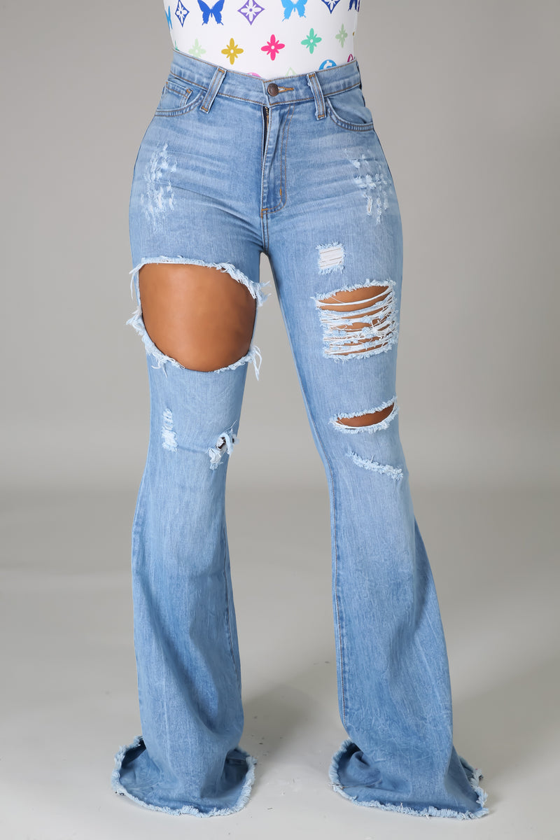 Flare It Out Jeans