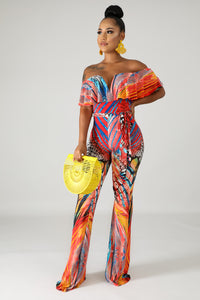 Fierce Jumpsuit | GitiOnline