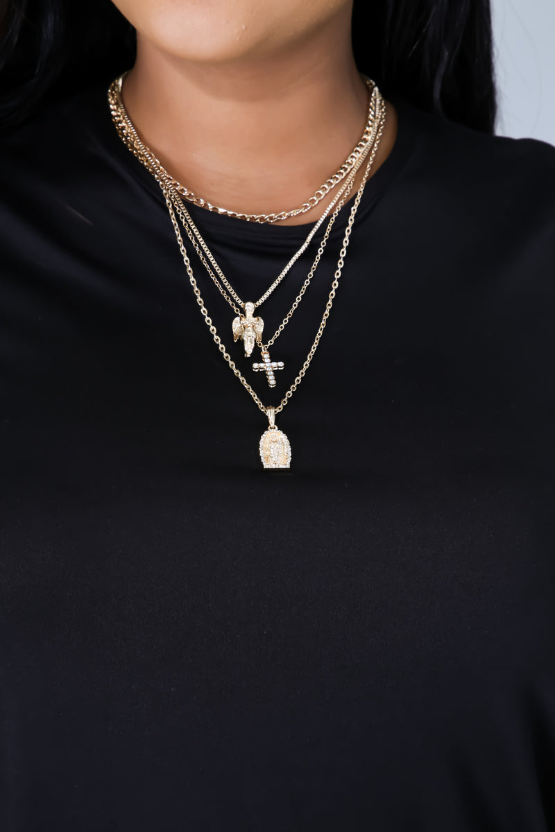 Normani Layered Necklace