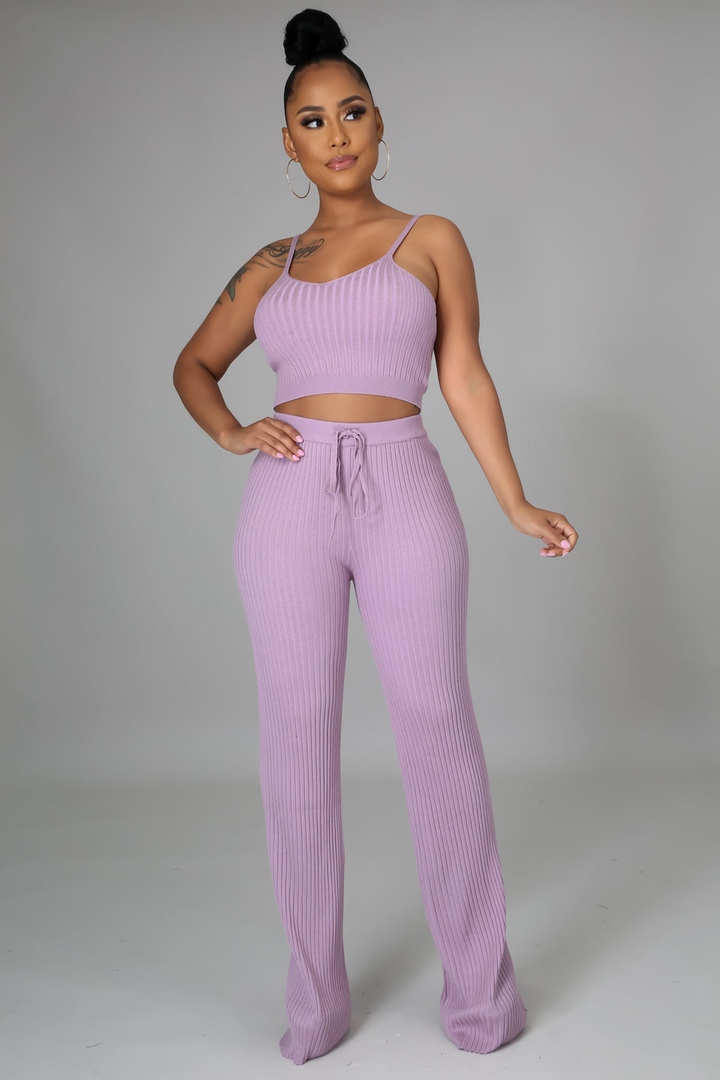 Cozy Queen Pant Set