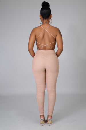 Look Back At It Jumpsuit