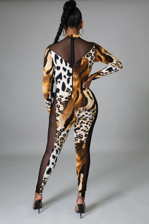 Wild Side Jumpsuit