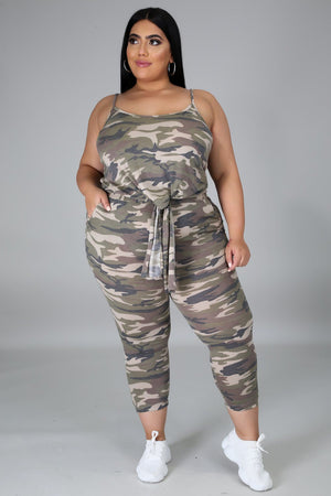 Love Not War Pant Set