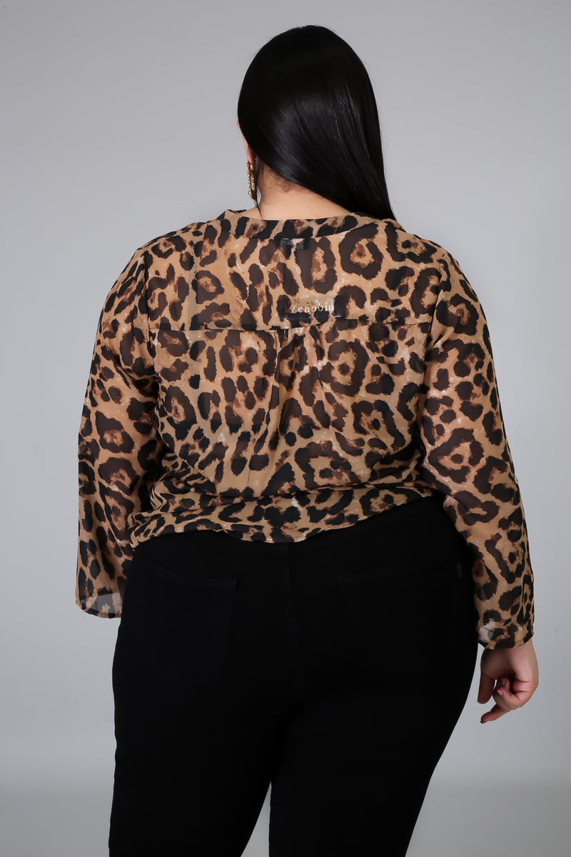 Wild Little Thing Top | GitiOnline