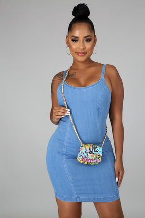 Can You Handle This Mini Bag