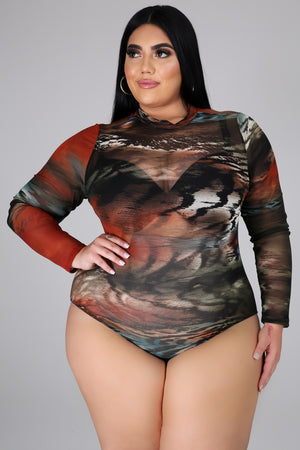On The Lookout Bodysuit
