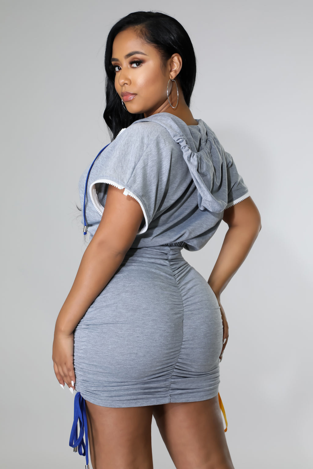 Twist Tie Dye Skirt Set | GitiOnline
