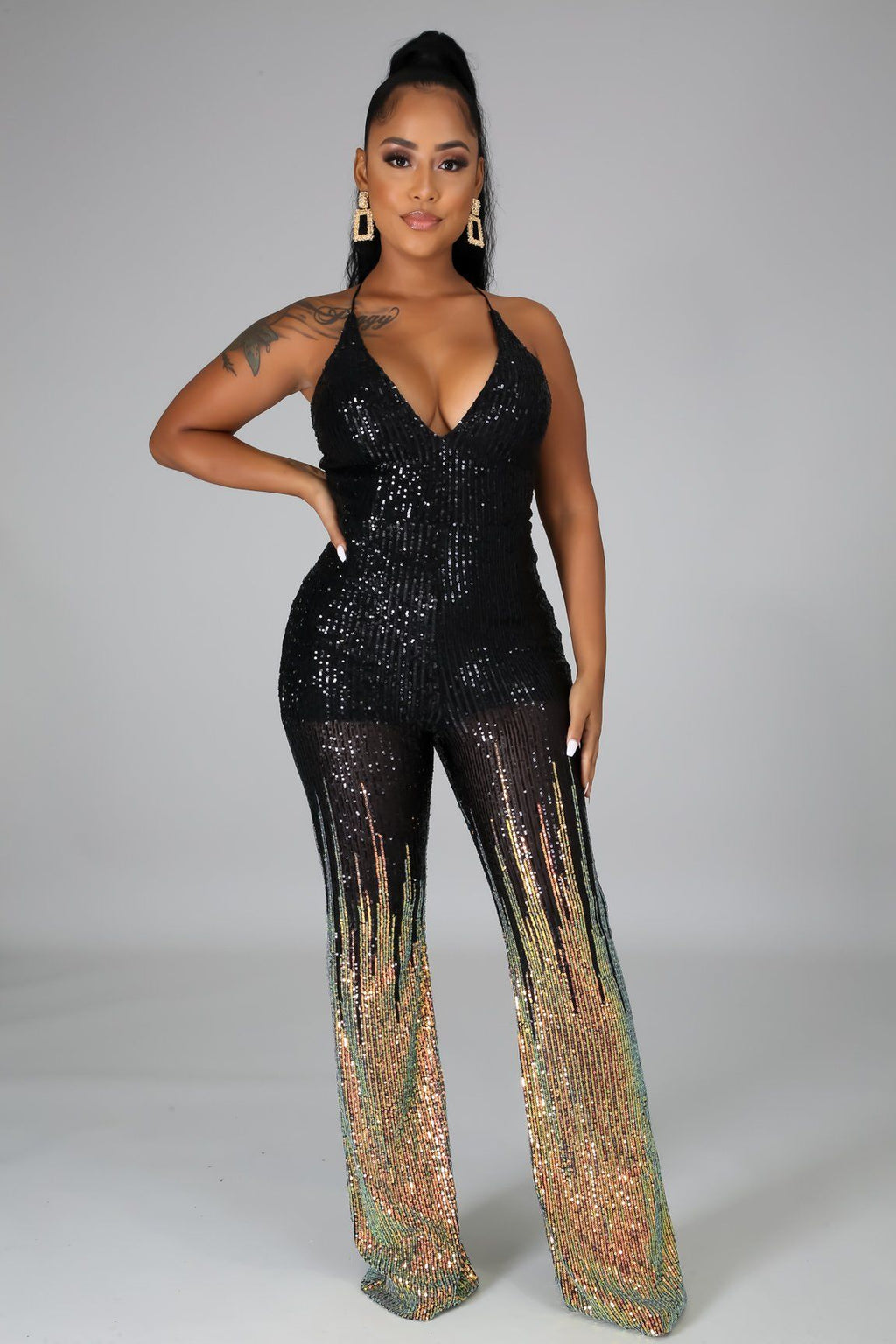 Martini Nights Jumpsuit